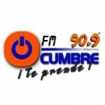 Logo da emissora Radio Cumbre 90.9 FM