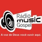 Logo da emissora Rádio Music Gospel