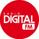 Logo da emissora Radio Digital 100.5 FM