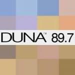 Logo da emissora Radio Duna 89.7 FM