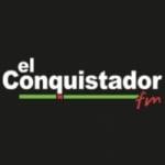 Logo da emissora Radio El Conquistador 91.3 FM