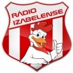 Logo da emissora Rádio Izabelense