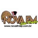 Logo da emissora Nova FM São Paulo