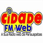 Logo da emissora Rádio Web Cidade Parauapebas