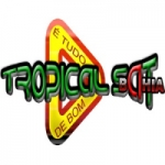 Logo da emissora Tropical Sat Bahia