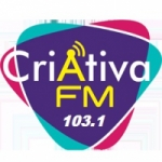 Logo da emissora Rádio Criativa Pelotas