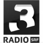Logo da emissora Radio SRF 3 103.8 FM
