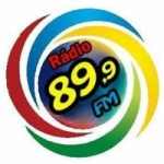 Logo da emissora Sintonia FM e Web