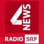 Logo da emissora SRF 4 News
