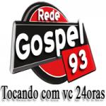 Logo da emissora Rede Gospel 93
