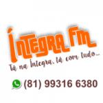 Logo da emissora Rádio Íntegra FM