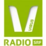 Logo da emissora Radio SRF Virus