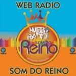 Logo da emissora Web Rádio Som do Reino