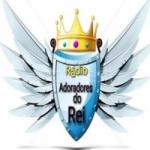 Logo da emissora Web Rádio Adoradores do Rei