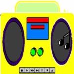 Logo da emissora Nascimento FM