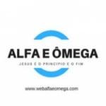 Logo da emissora Web Rádio Alfa e Ômega