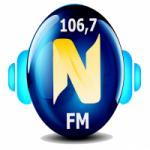 Logo da emissora Rádio NFM FM
