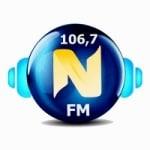 Logo da emissora Rádio NFM 106.7 FM