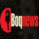 Logo da emissora Rádio Jornal Boqnews