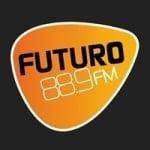 Logo da emissora Radio Futuro 88.9 FM