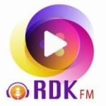 Logo da emissora Rádio RDK