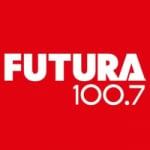 Logo da emissora Radio Futura 100.7 FM