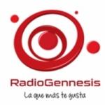 Logo da emissora Radio Gennesis 92.7 FM