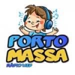Logo da emissora Rádio Web Porto Massa