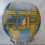 Logo da emissora Paraíso RDA