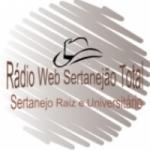 Logo da emissora Rádio Web Sertanejão Total