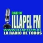 Logo da emissora Radio Illapel 96.5 FM
