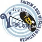 Logo da emissora Rádio Vitrolinha