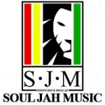 Logo da emissora Soul Jah Music
