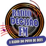 Logo da emissora Rádio Decisão FM