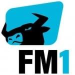 Logo da emissora FM1 Sud 87.8 FM