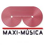 Logo da emissora Maximusica rádio web