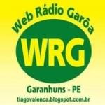 Logo da emissora Web Rádio Garoa