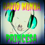 Logo da emissora Rádio Minha Princesa