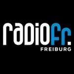 Logo da emissora Freiburg 98.9 FM