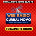 Logo da emissora Web Rádio Curral Novo