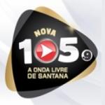 Logo da emissora Rádio Onda Livre 105.9 FM