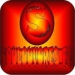 Logo da emissora Rádio Soulouvores Jesus