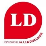 Logo da emissora Radio La Discusion 94.7 FM 1340 AM
