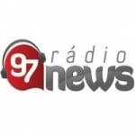 Logo da emissora Rádio 97 News