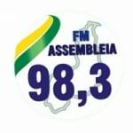 Logo da emissora Rádio Assembleia 98.3 FM