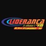 Logo da emissora Rádio Liderança 87.9 FM