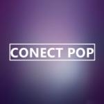 Logo da emissora Rádio Conect Pop