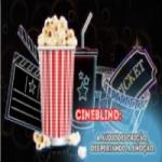 Logo da emissora Cineblind Web Rádio