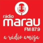 Logo da emissora Rádio Marau 87.9 FM