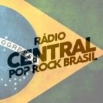 Logo da emissora Rádio central Pop Rock Brasil